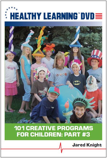 101 Creative Programs for Children: Part #3