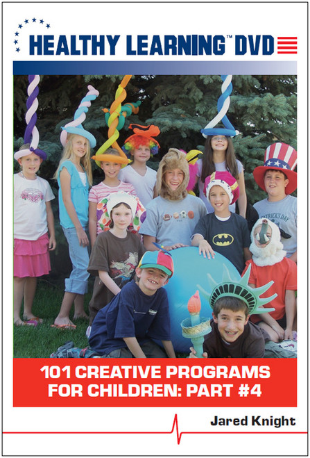 101 Creative Programs for Children: Part #4
