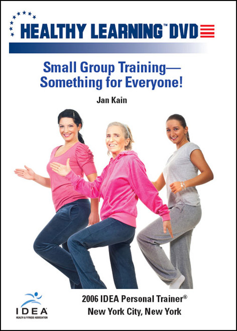 Small Group Training-Something for Everyone!