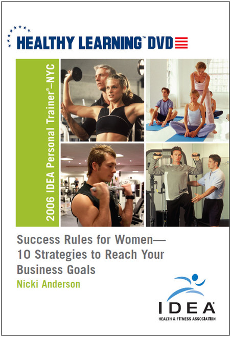 Success Rules for Women-10 Strategies to Reach Your Business Goals