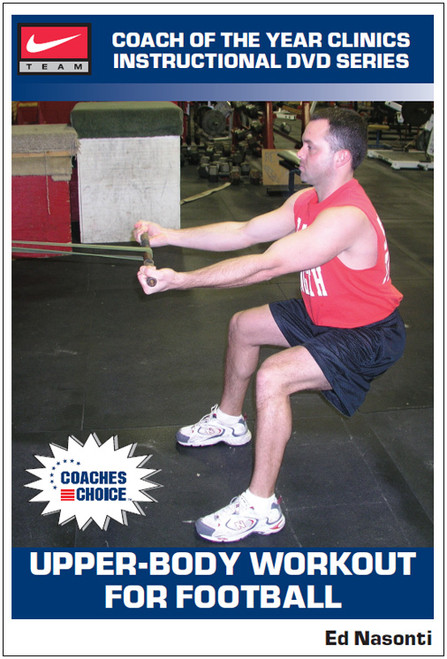 Upper-Body Workout for Football