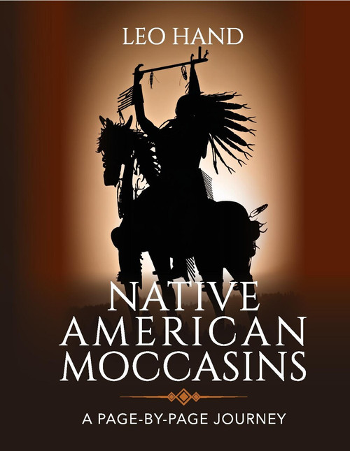 Native American Moccasins: A Page-by-Page Journey-Epub