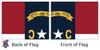 North Carolina 5x8 Feet Nylon State Flag Made in USA