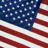 Koralex II 3'x5' Spun Polyester Banner Sleeved U.S. Flag By Valley Forge Flag 35311000II-SST