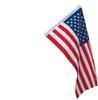 Banner Sleeved American Flag 3x5 Ft Nylon Presidential Series Sewn 3'x5' US Flag
