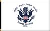US Coast Guard 3ftx5ft Nylon Flag