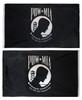 POW MIA Perma-Nyl 3x5 Feet Nylon Double Seal Flag By Valley Forge Flag