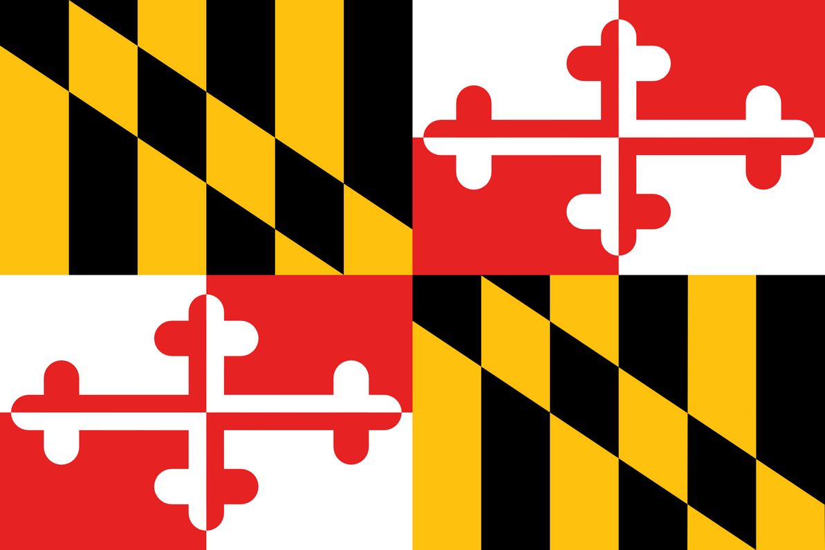 The Old Line State: A Complete History of the Maryland Flag