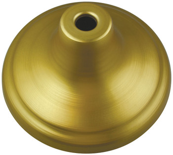 Gold Indoor Flagpole Floor Stand Endura For Flagpole Diameter 15/16 Inch 050187