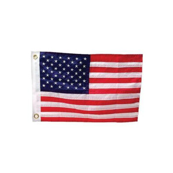 American Flag Made in USA (Nylon, 16x24 Inches)