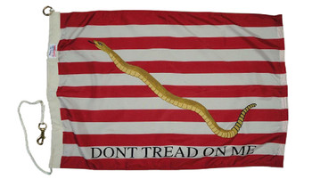 Navy Don't Tread On Me Size 7
