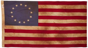 Heritage 3'x5' Cotton 13-Star Flag