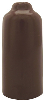 """Brown 3-1/2"""" Inch Vinyl Snap Cover"""