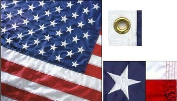 Presidential Series 5'x8' Nylon U.S. Flag By Valley Forge Flag 58211000-CH