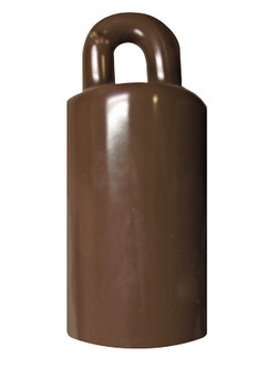 Flagpole Counterweight 3.5 LBS Bronze 3-1/2 Inch (360319)