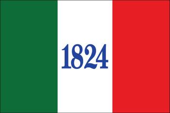 Alamo 3ftx5ft Nylon Flag 3x5 Made in USA 3'x5' (060545)