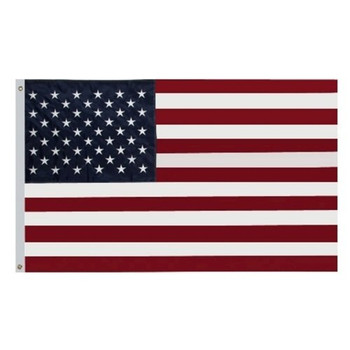 Perma-Nyl 12x18 Inch Nylon U.S. Flag By Valley Forge Flag
