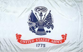US Army 6ftx10ft Nylon Flag