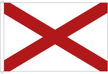 Alabama 8'x12' Nylon State Flag 8ftx12ft
