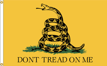 Gadsden Dont Tread On Me Flag