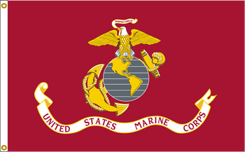 US Marine Corps 3ftx5ft