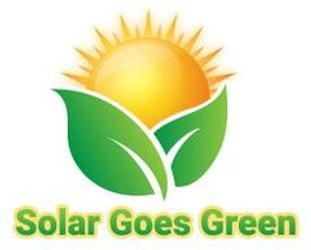 Solar Goes Green