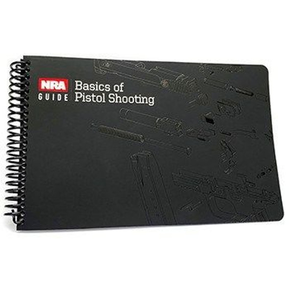 NRA Basics of Pistol Shooting Book (NR40830ES30605)