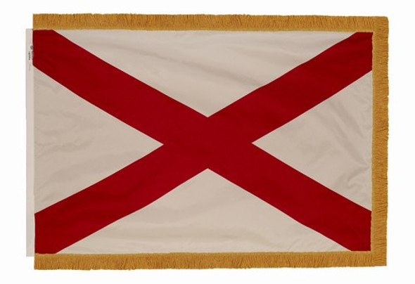 Spectramax 3'x5' Nylon Indoor Alabama Flag