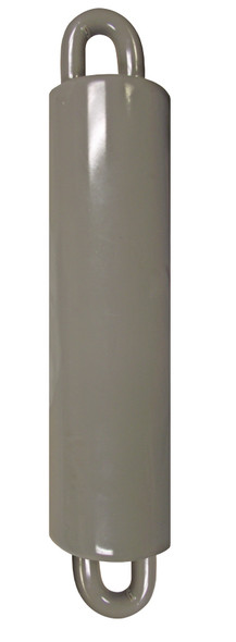 "Flagpole Counterweight 7 LBS Silver 7"" Inch (360317-1)"