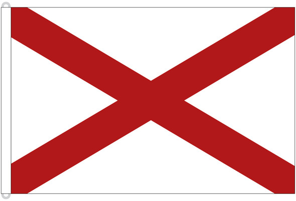 Alabama 8'x12' Nylon State Flag 8ftx12ft