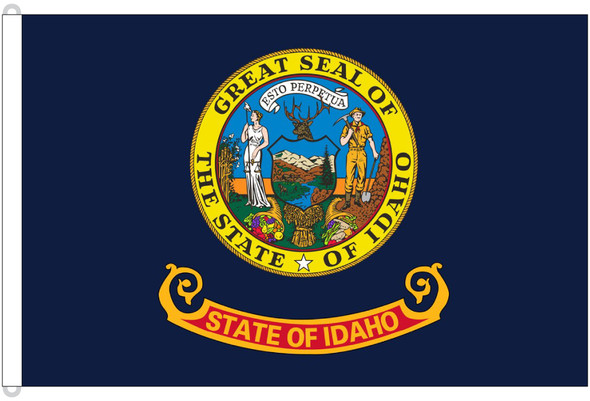 Idaho 8'x12' Nylon State Flag 8ftx12ft