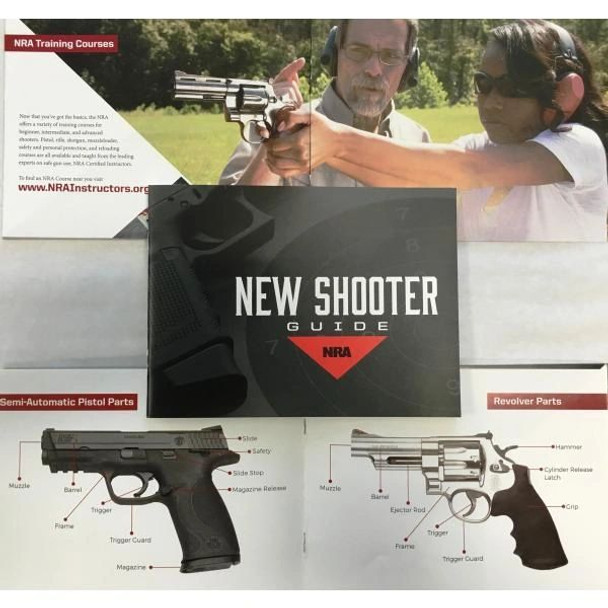 NRA New Shooter Guide