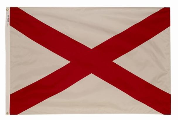 Spectramax 4'x6' Nylon Alabama Flag