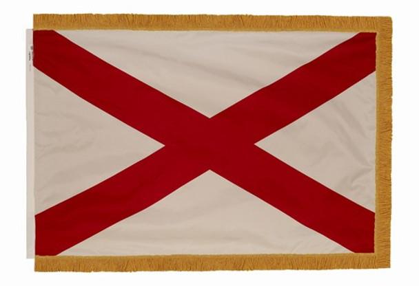 Spectramax 4'x6' Nylon Indoor Alabama Flag