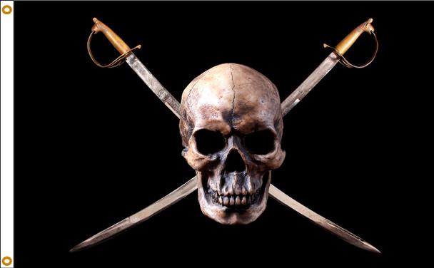 Updated Jolly Roger Flag