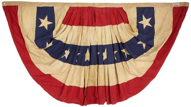 Heritage 3'x6' Cotton Full Fan Flag