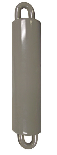 "Flagpole Counterweight 7 LBS Silver 7"" Inch (360318-1)"