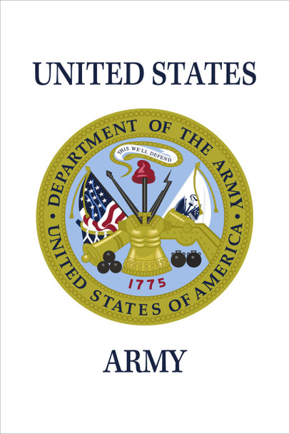 US Army Garden Flag
