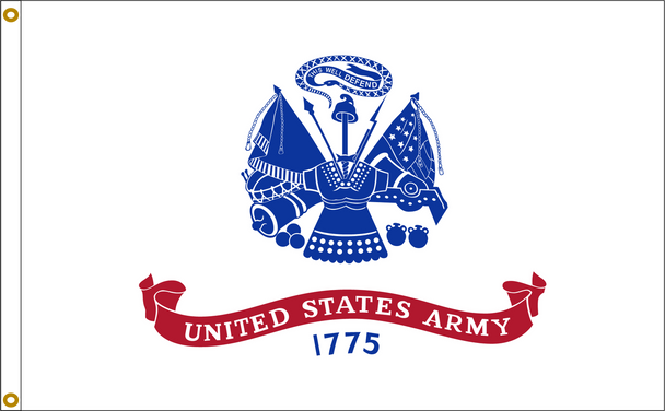 US Army 2ftx3ft Nylon Flag