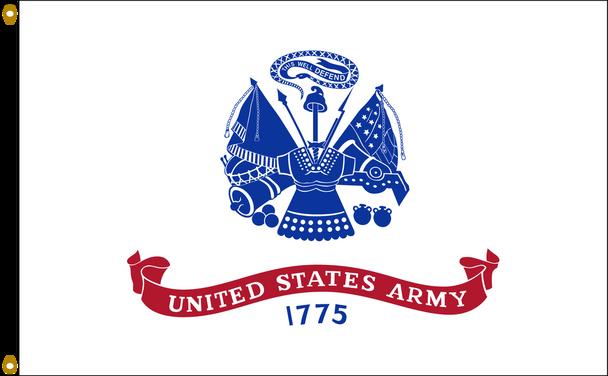 US Army 5ftx8ft Nylon Flag