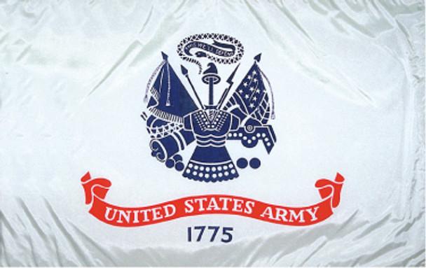 US Army 8ftx12ft Nylon Flag