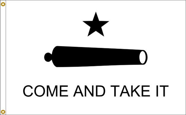 Come and take if flag