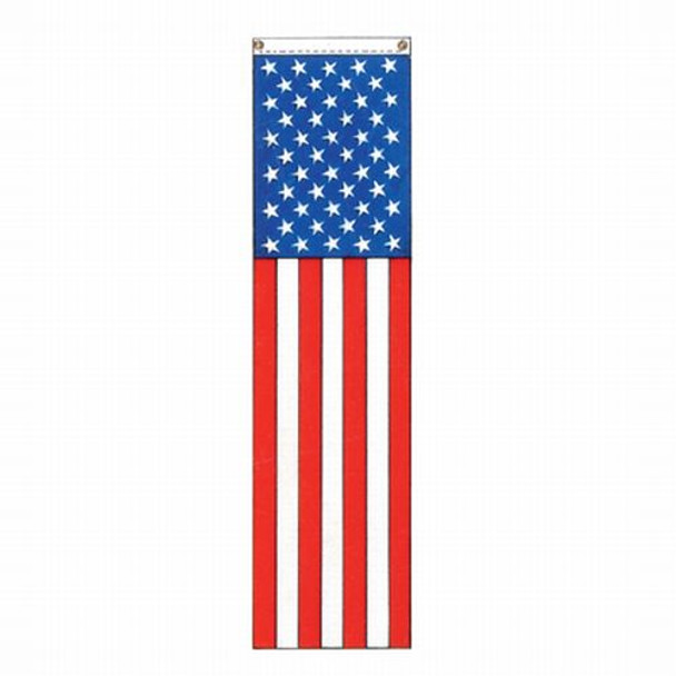 "50 Star US Pulldown Polycotton 20""x8'"