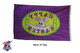 Happy Easter Bunny 3ftx5ft Nylon Flag 3x5 Made in USA 3'x5'