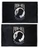 POW MIA Perma-Nyl 5x8 Feet Nylon Double Seal Flag By Valley Forge Flag