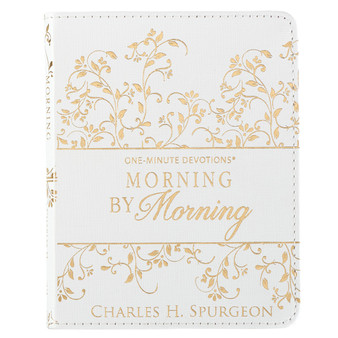 Morning By Morning - LuxLeather Edition