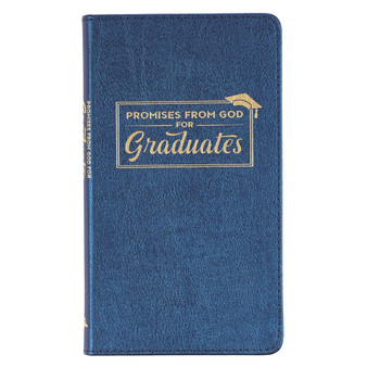 Promises From God for Graduates in Blue