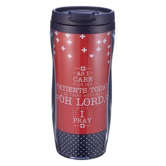 As I Care - Nurse or Doctor Travel Mug