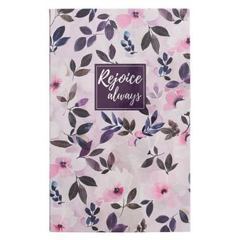 Rejoice Always Flexcover Journal - Psalm 118:24