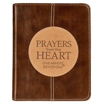 Prayers from the Heart - LuxLeather Edition